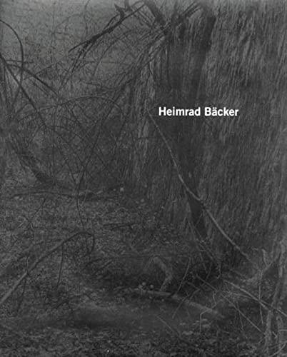 9783854206316: Heimrad Bäcker (1925-2002)