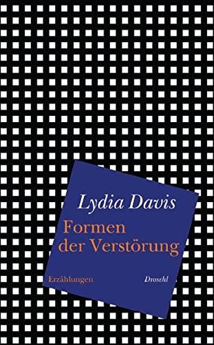 Formen der Verstörung - Davis, Lydia