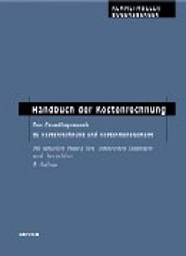 Kostenrechnung komplett. 2 Bände + CD-ROM: Kemmetmüller Bogensberger Zihr