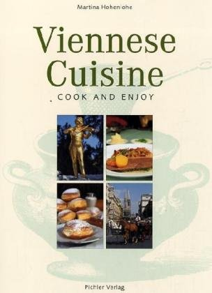 Wiener Küche, englische Ausgabe: Martina Hohenlohe