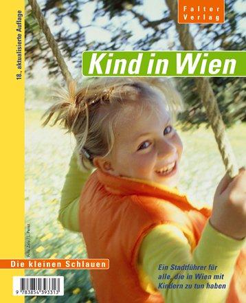 9783854393313: Kind in Wien