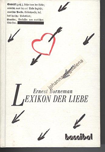 Lexikon der Liebe: Ernest Borneman