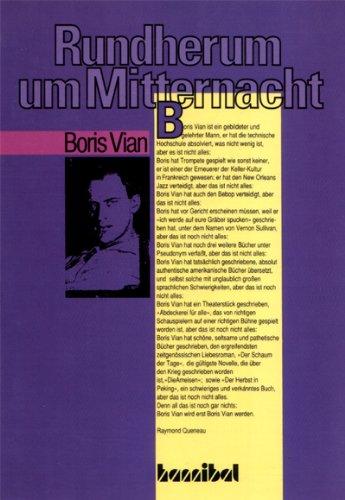Rundherum um Mitternacht (Schriften, Glossen und Kritiken über Jazz, Band 1) (h0s) - Boris Vian