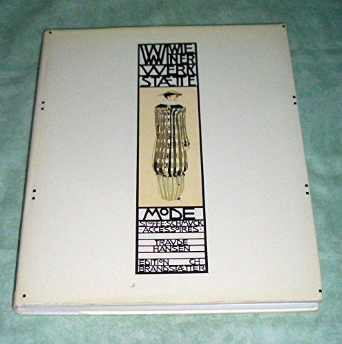 9783854471004: Wiener Werkstaette Mode: Stoffe, Schmuck, Accessoires