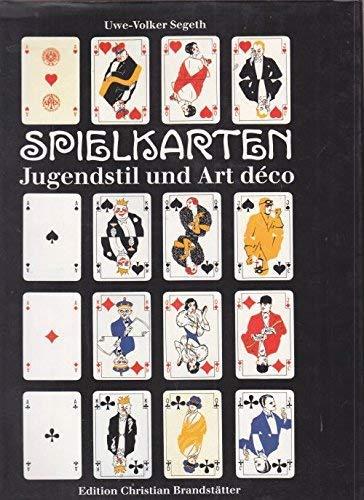 Spielkarten, Jugendstil und Art Deco: Uwe-volker Segeth