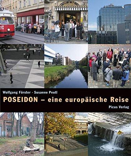 9783854521303: POSEIDON - eine europäische Reise