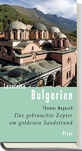 9783854529569: Lesereise Bulgarien