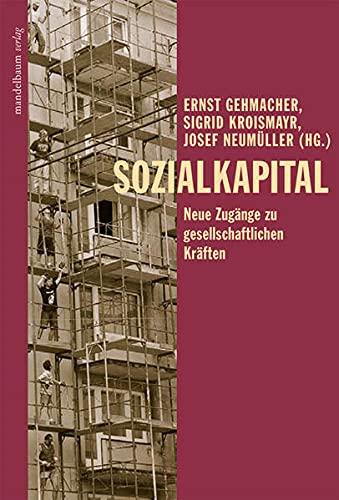 9783854762003: Sozialkapital: Neue Zugänge zu gesellschaftlichen Kräften