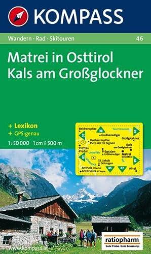 9783854910527: 46: Matrei (Osttirol) - Kals Am Grossglockner 1:50, 000