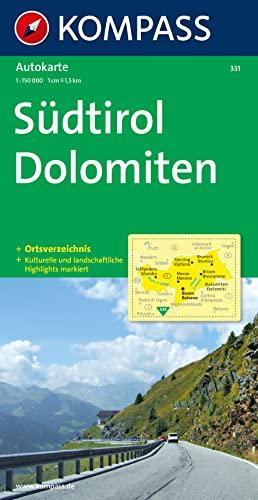 9783854911838: Südtirol, Dolomiten; Alto Adige, Dolomit