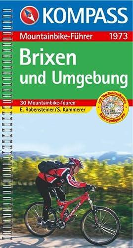 9783854913238: Brixen und Umgebung. Mountainbike-Führer: 30 Mountainbike-Touren