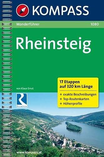 9783854914457: Rheinsteig: Bonn - Wiesbaden. 17 Etappen auf 320 km Länge