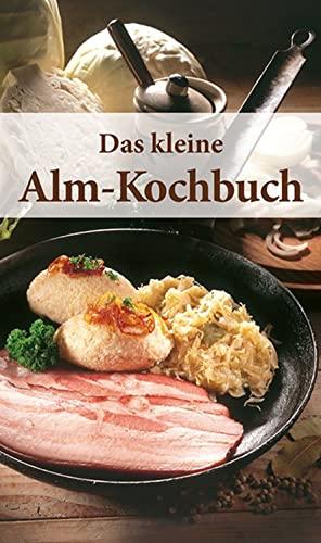 9783854916215: Das kleine Alm-Kochbuch