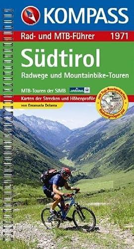 9783854916253: Südtirol Rad- und Mountainbikeführer