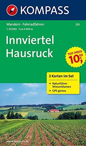 9783854916529: Innviertel Hausruckwald