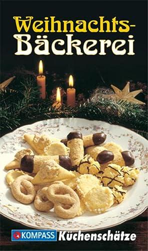 9783854918431: Weihnachtsb�ckerei: 68 Rezepte ganz in Farbe
