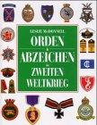 9783854924470: Orden & Abzeichen im Zweiten Weltkrieg