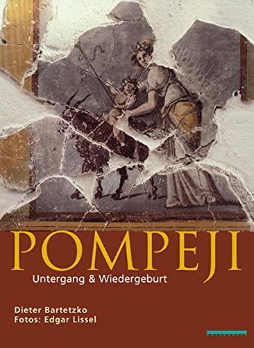 9783854930563: Pompeji: Untergang und Wiedergeburt