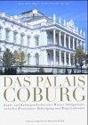9783854983002: Das Palais Coburg.