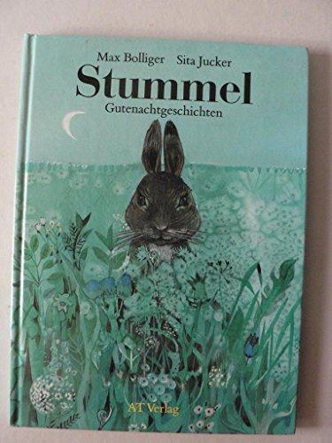 9783855022717 Stummel Gutenachtgeschichten Zvab Max Bolliger