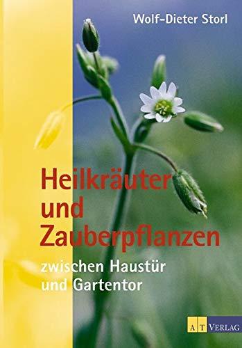 9783855026937: Heilkräuter und Zauberpflanzen zwischen Haustür und Gartentor