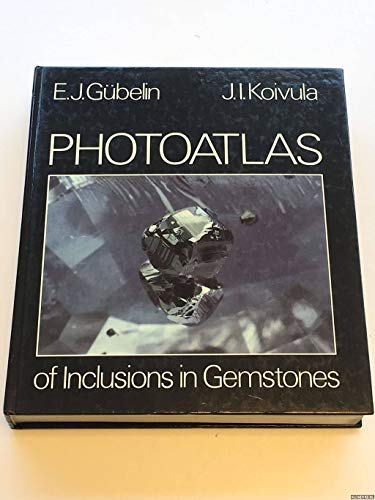 9783855040957: Photoatlas of Inclusions in Gemstones