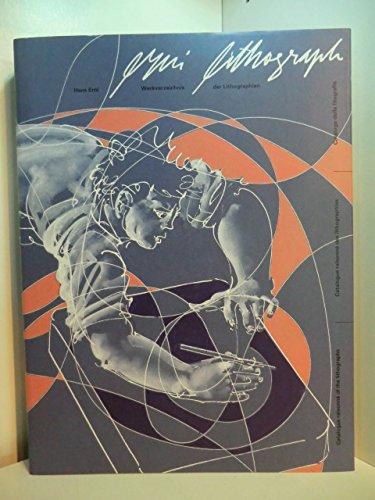 Erni Lithograph: Werkverzeichnis der Lithographien: Hans Erni