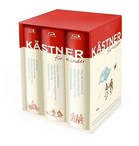 9783855354061: Kästner für Kinder 3 Bände