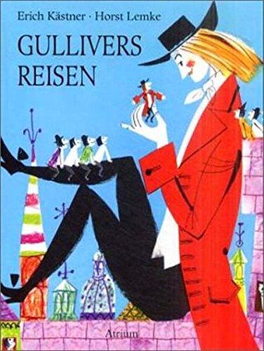 9783855359424: Gullivers Reisen.