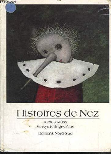 9783855396689: Histoires de nez