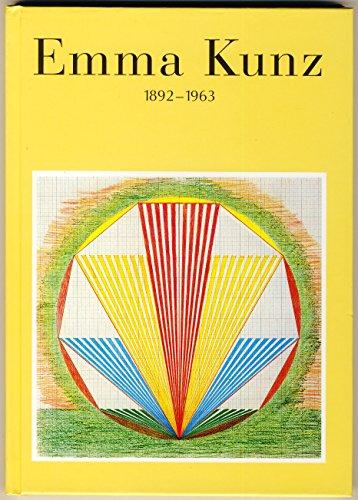 9783855450862: Emma Kunz 1892-1963. Forscherin, Naturheilpraktikerin, Künstlerin