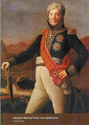 General Niklaus Franz von Bachmann: Josef Wiget