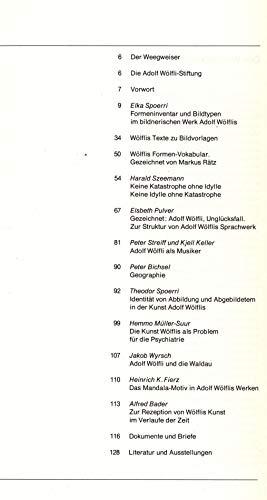 9783855600519: Adolf Wölfli. [Katalog zur Ausstellung Bern, Hannover, Stuttgart, Wien, Stockholm, Amsterdam 1976].