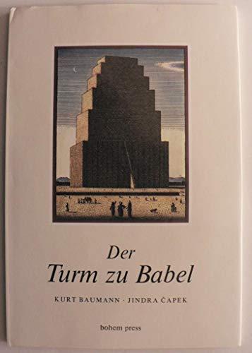9783855811564: Der Turm zu Babel