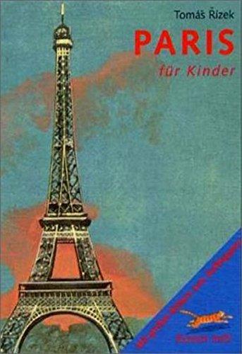 9783855813810: Komm mit! Paris für Kinder