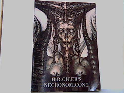 9783855910205: H.R. Giger's Necronomicon 2 (German Edition)