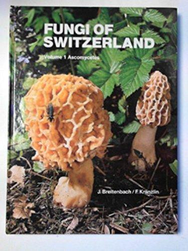 9783856042103: Fungi of Switzerland: Ascomycetes