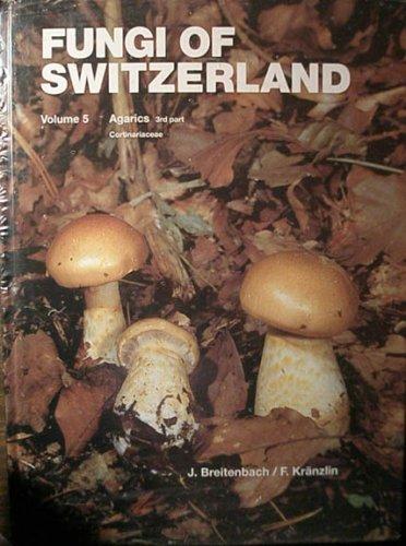 9783856042509: Fungi of Switzerland: vol. 5
