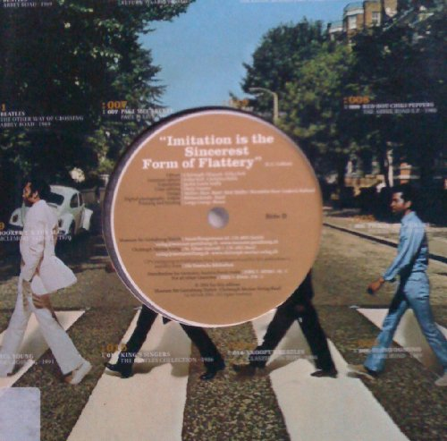 9783856161569: From Abbey Road to Baby Road: Visual Cover Versions