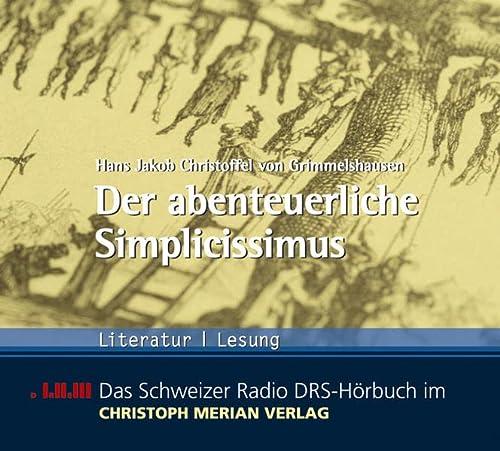 9783856162733: Der abenteuerliche Simplicissimus. 14 CD's