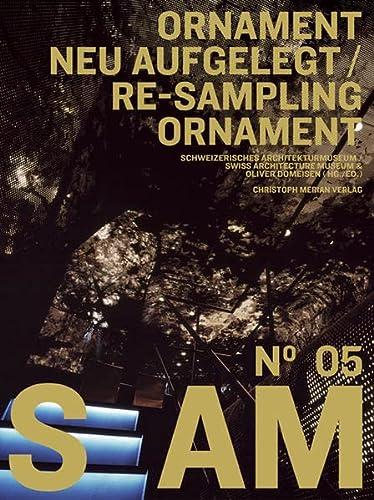 9783856163716: S AM No.05 - Ornament neu aufgelegt