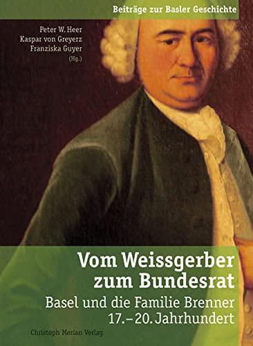 Vom Weissgerber zum Bundesrat: Peter W. Heer