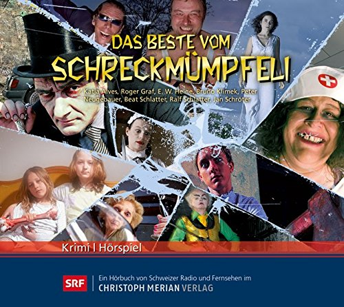 9783856166052: Das Beste vom Schreckm�mpfeli, Audio-CD