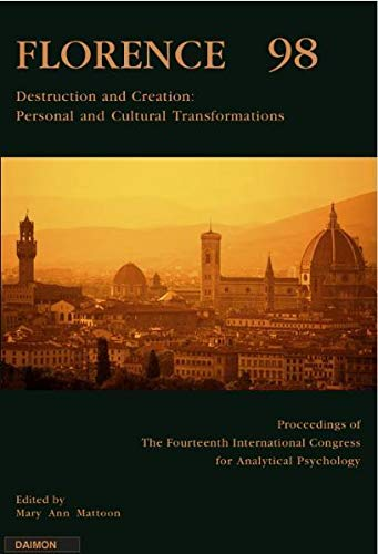 9783856305833: Florence 1998: Personal and Cultural Transformation