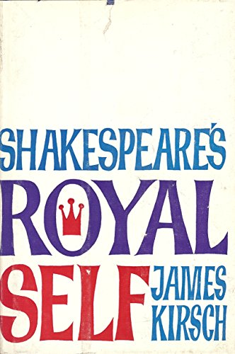9783856306113: Shakespeare's Royal Self