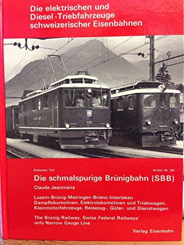 9783856490393: Die Elektrischen Und Diesel Triebfahrzeuge Schweizerischer Eisenbahnen