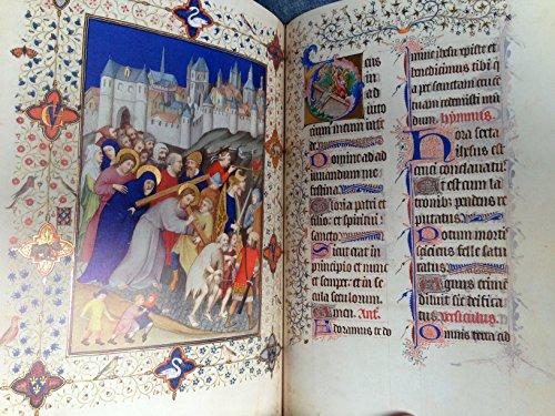 Heures de Bruxelles. Ms. 11060-61 Bibliothèque Royale Albert I. Bruxelles.: Faksimile. Berry...