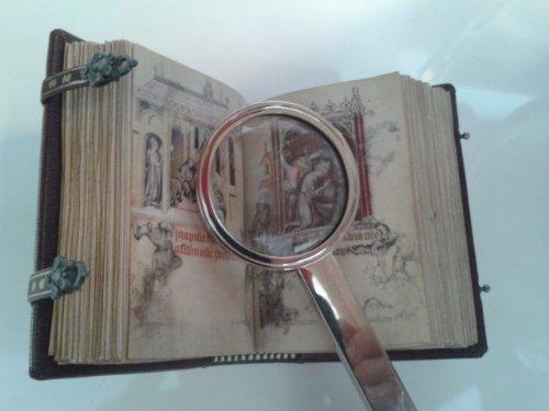 Les Heures de Jeanne d'Evreux.The Metropolitan Museum: Wixom D.William e