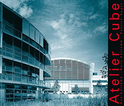 9783856760755: Atelier Cube: Guy Collomb, Marc Collomb, Patrick Vogel Notes en marge