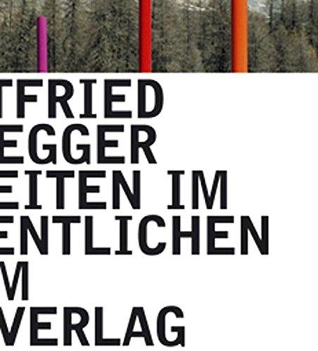 Gottfried Honegger: Arbeiten im offentlichen Raum: Michael Gnehm
